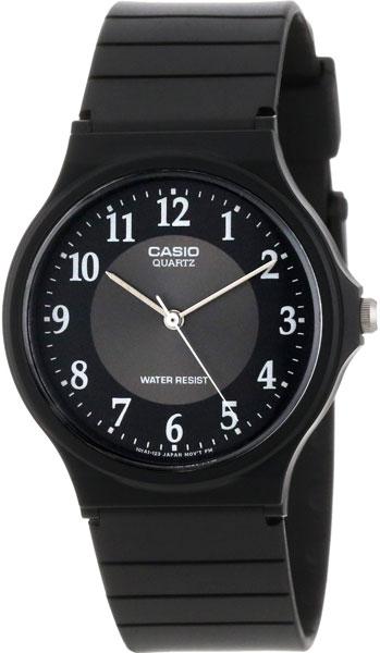 Купить Японские часы Casio MQ-24-1B3