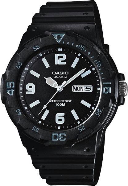 Купить Японские часы Casio MRW-200H-1B2