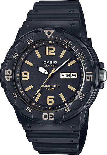 Купить Японские часы Casio MRW-200H-1B3, Casio MRW-200H-1B3