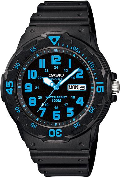 Купить Японские часы Casio MRW-200H-2B
