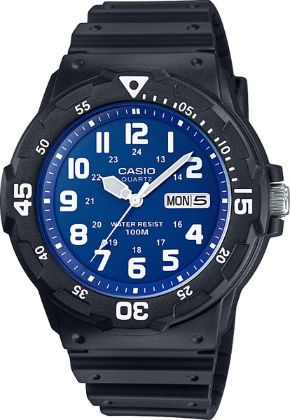 Купить Японские часы Casio MRW-200H-2B2