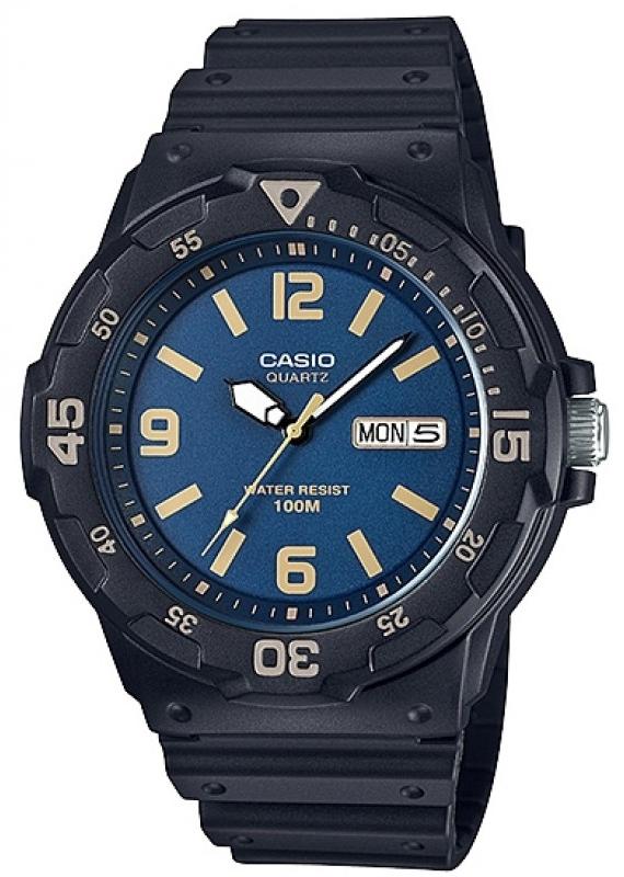 Купить Японские часы Casio MRW-200H-2B3