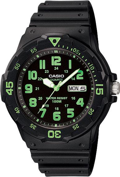 Купить Японские часы Casio MRW-200H-3B