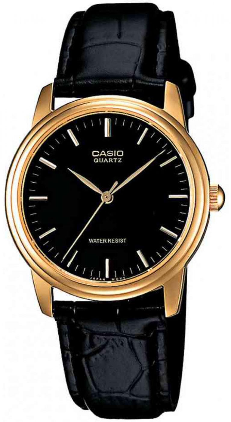 Купить Японские часы Casio MTP-1154PQ-1A