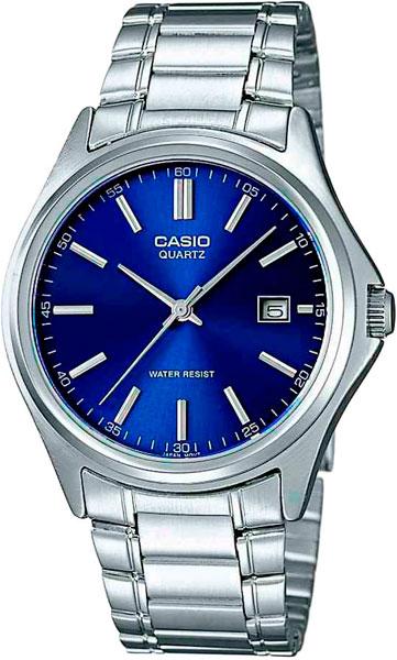 Купить Японские часы Casio MTP-1183PA-2A