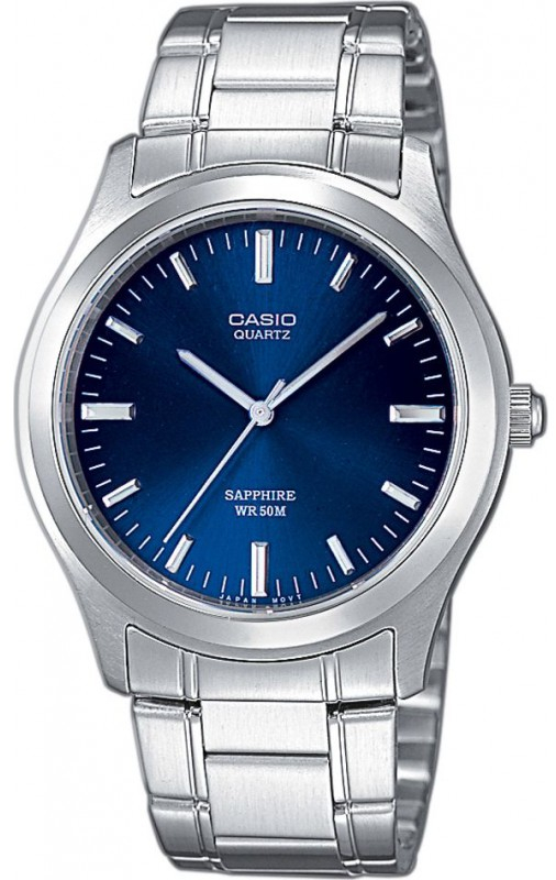 Купить Японские часы Casio MTP-1200A-2A