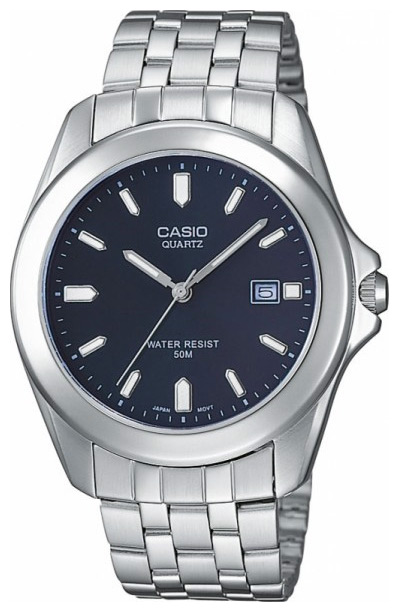 Купить Японские часы Casio MTP-1222A-1A
