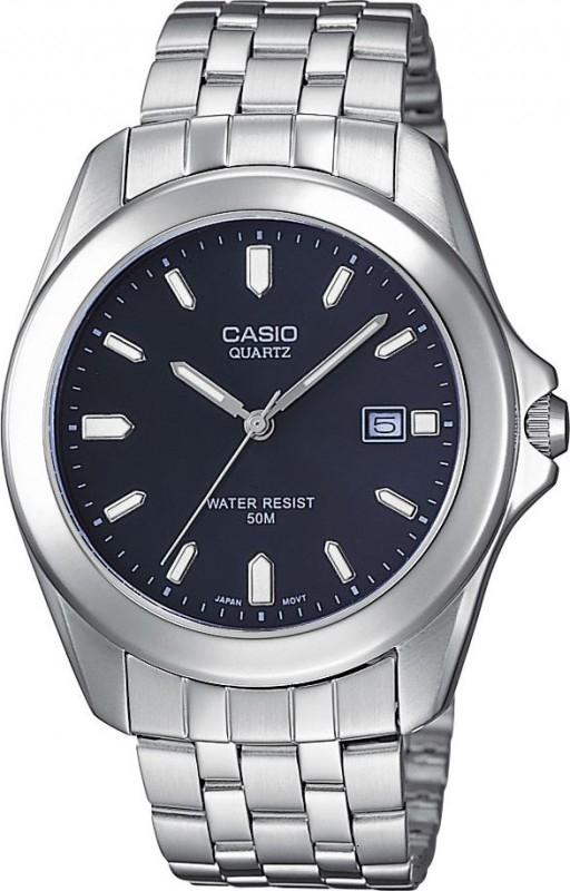 Купить Японские часы Casio MTP-1222A-2A