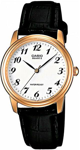 Купить Японские часы Casio MTP-1236PGL-7B