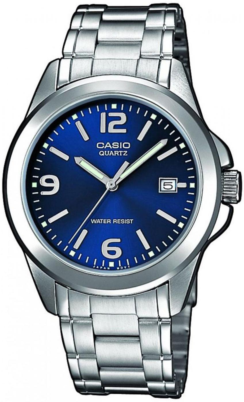 Купить Японские часы Casio MTP-1259PD-2A