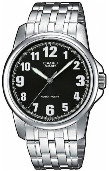 Купить Японские часы Casio MTP-1260PD-1B