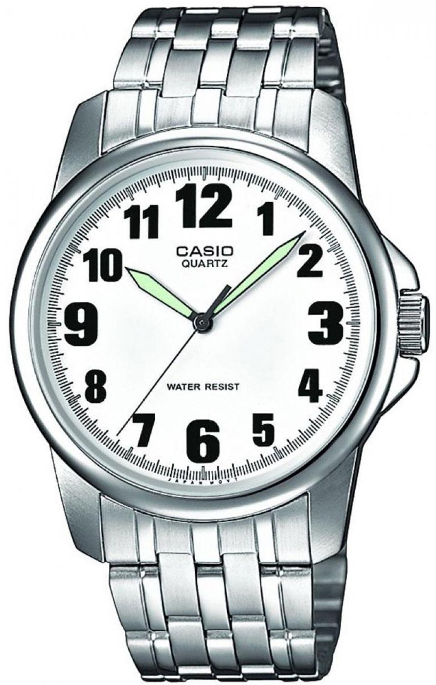 Купить Японские часы Casio MTP-1260PD-7B