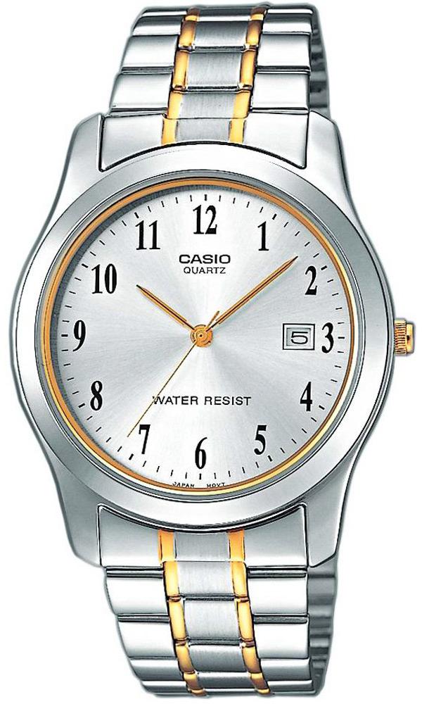 Купить Японские часы Casio MTP-1264PG-7B