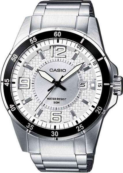 Японские часы Casio MTP-1291D-7A  - купить со скидкой
