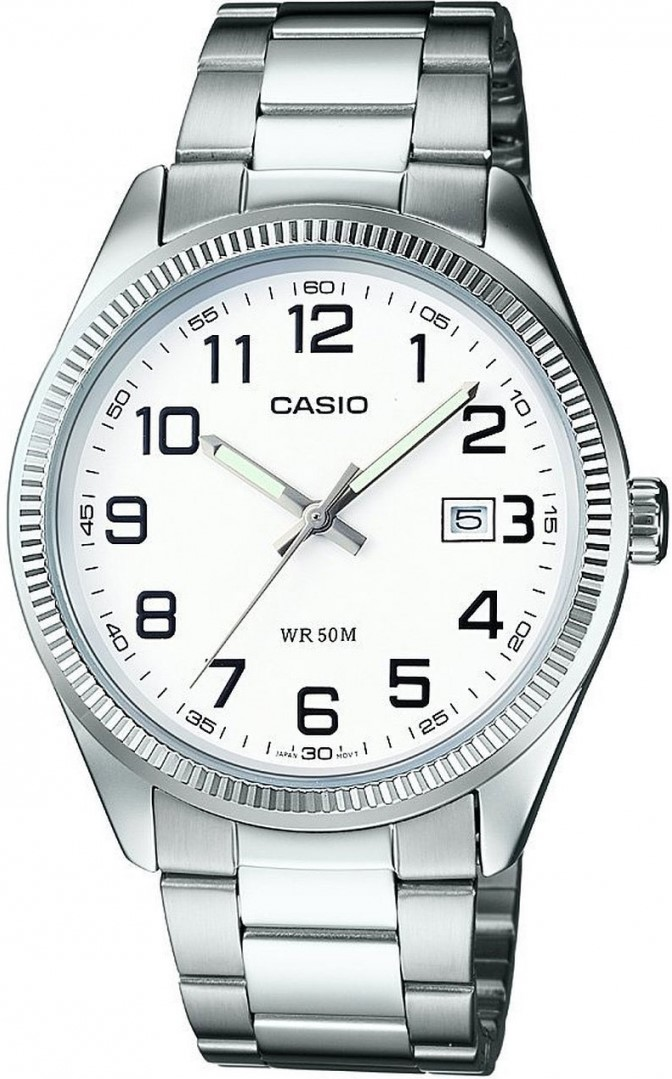 Casio MTP-1302PD-7BНаручные часы<br>Японские часы Casio MTP-1302PD-7B<br><br>Пол: Мужские<br>Страна-производитель: Япония<br>Механизм: Кварцевый<br>Материал корпуса: Латунь<br>Материал ремня/браслета: Сталь<br>Водозащита, диапазон: None<br>Стекло: Минеральное<br>Толщина корпуса: 9,2 мм<br>Стиль: None