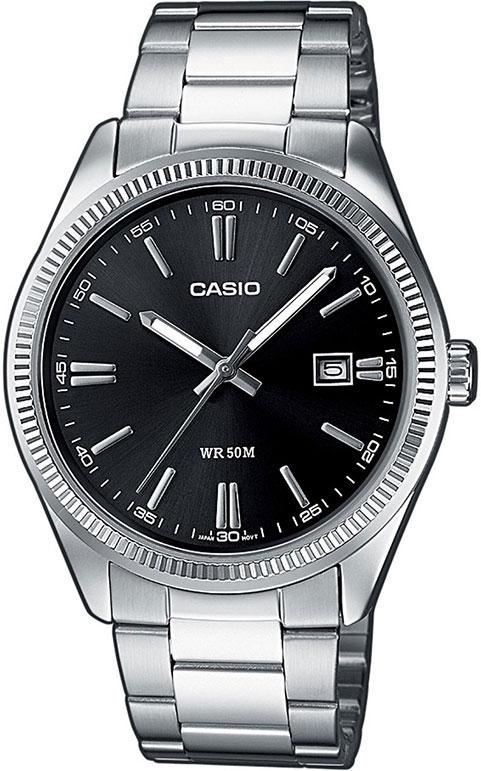 Японские часы Casio MTP-1302PD-1A1  - купить со скидкой