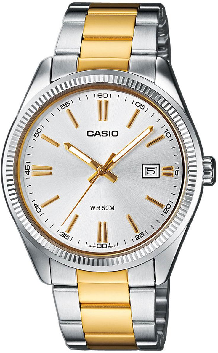 Купить Японские часы Casio MTP-1302PSG-7A