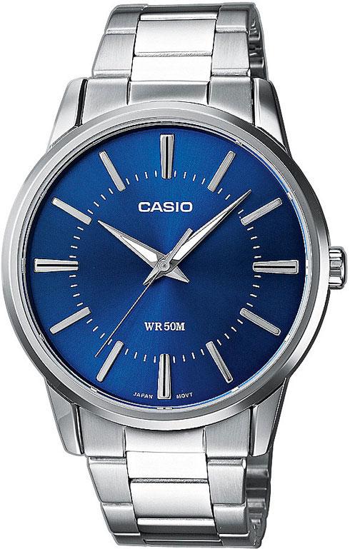 Купить Японские часы Casio MTP-1303PD-2A