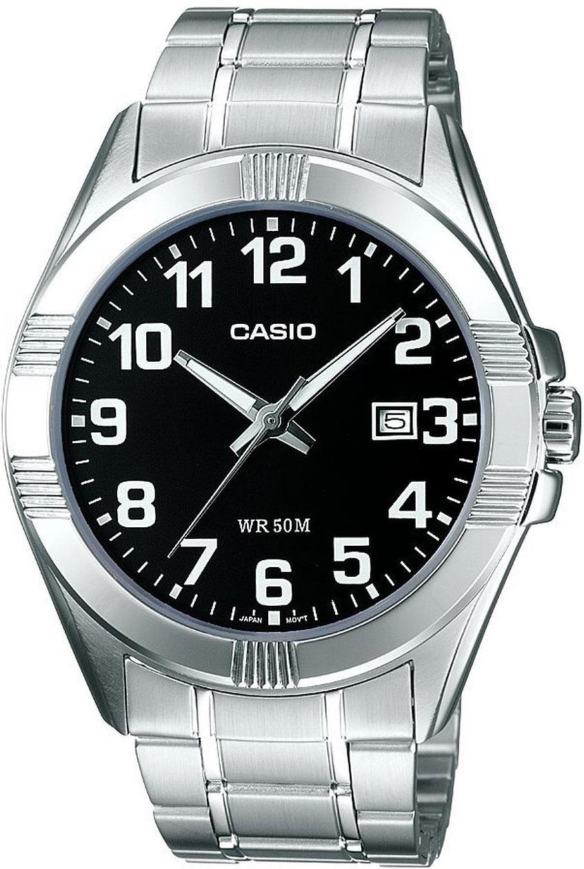 Купить Японские часы Casio MTP-1308PD-1B