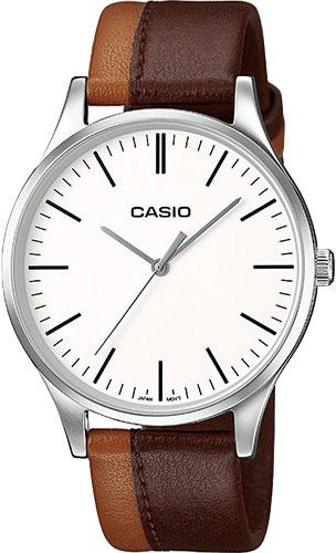 Купить Японские часы Casio MTP-E133L-5E