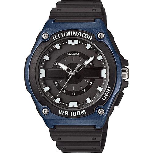 Купить Японские часы Casio Standard MWC-100H-2AVEF