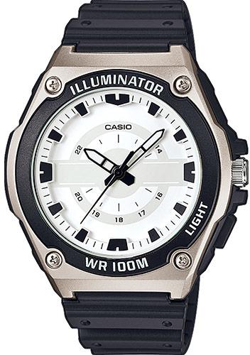 Купить Японские часы Casio Standard MWC-100H-7AVEF