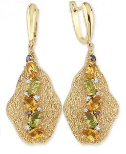 Серьги Mostar Jewellery MXS0002-E