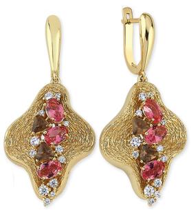 Серьги Mostar Jewellery MXS0008-E