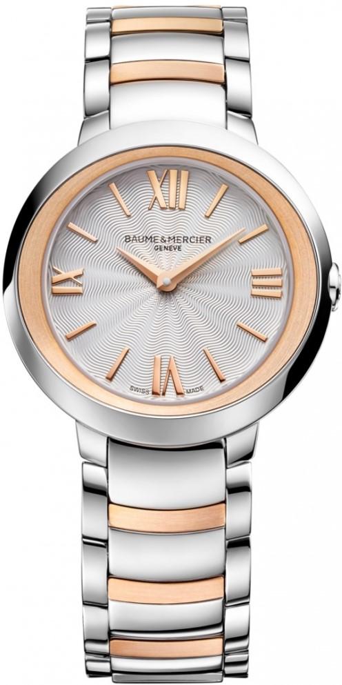 Baume&amp;Mercier Promesse MOA10159Наручные часы<br>Швейцарские часы Baume&amp;amp;Mercier Promesse MOA10159<br><br>Пол: Женские<br>Страна-производитель: Швейцария<br>Механизм: Кварцевый<br>Материал корпуса: Сталь+Золото<br>Материал ремня/браслета: Сталь+Золото<br>Водозащита, диапазон: None<br>Стекло: Сапфировое<br>Толщина корпуса: None<br>Стиль: Классика