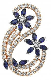 Подвеска Mostar Jewellery OMR342-KU