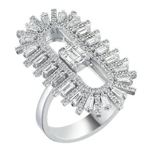 Кольцо Mostar Jewellery ON18