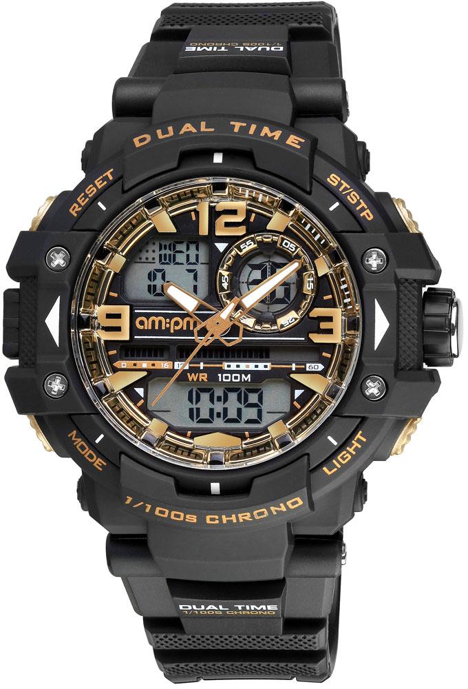 Купить Швейцарские часы AM:PM Digital PC165-G402