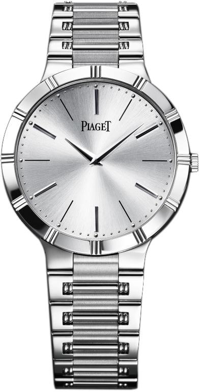 Piaget Dancer  G0A31035Наручные часы<br>Швейцарские часы Piaget Dancer G0A31035<br><br>Пол: Женские<br>Страна-производитель: Швейцария<br>Механизм: Механический<br>Материал корпуса: Белое золото 18К<br>Материал ремня/браслета: Золото<br>Водозащита, диапазон: 20 - 100 м<br>Стекло: Сапфировое<br>Толщина корпуса: 7 мм<br>Стиль: Классика