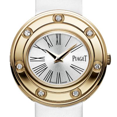 Piaget Possession G0A35086Наручные часы<br>Швейцарские часы Piaget Possession G0A35086<br><br>Для кого?: Женские<br>Страна-производитель: Швейцария<br>Механизм: Кварцевый<br>Материал корпуса: Золото 18К<br>Материал ремня/браслета: Текстиль<br>Водозащита, диапазон: 20 - 100 м<br>Стекло: Сапфировое<br>Толщина корпуса: 6 мм<br>Стиль: Мода