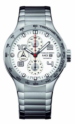 Porsche Design Flat Six Automatic Chronograph 6340.41.63.0251