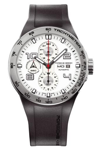 Porsche Design Flat Six Automatic Chronograph 6340.41.63.1169