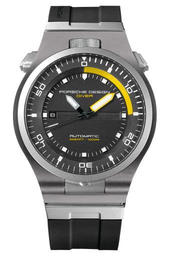Porsche Design Perfomance Diver P`6708 6780.44.53.1218