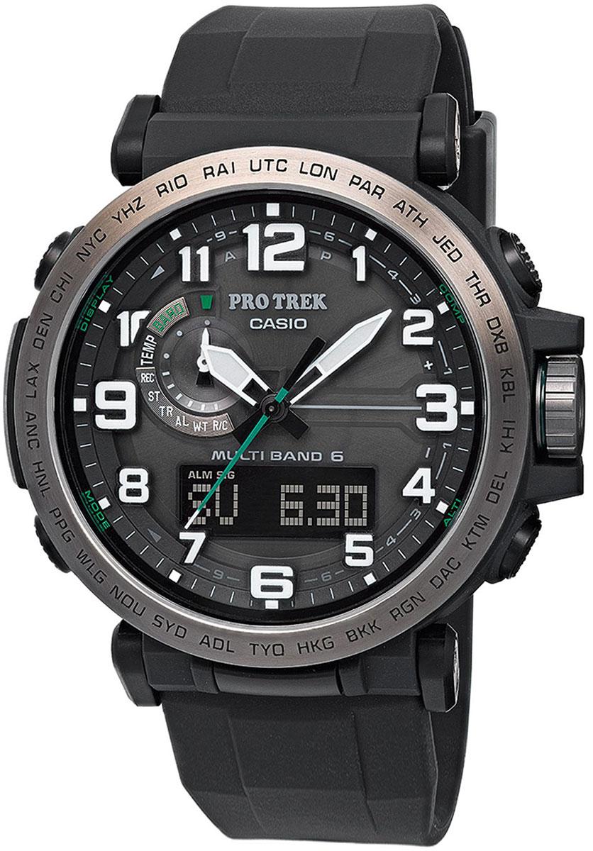 Купить Японские часыCasio Pro Trek PRW-6600Y-1E