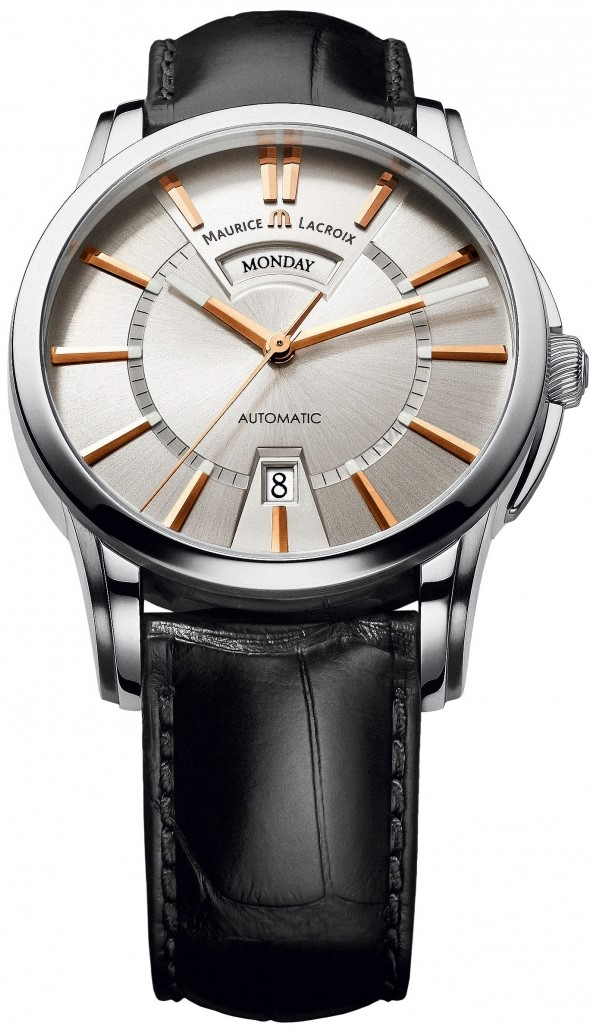 Maurice Lacroix Pontos Day/Date PT6158-SS001-19E-2 от Maurice Lacroix