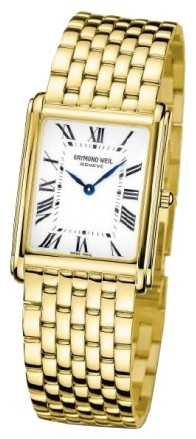 Raymond Weil Gold collection 10123-G-00300