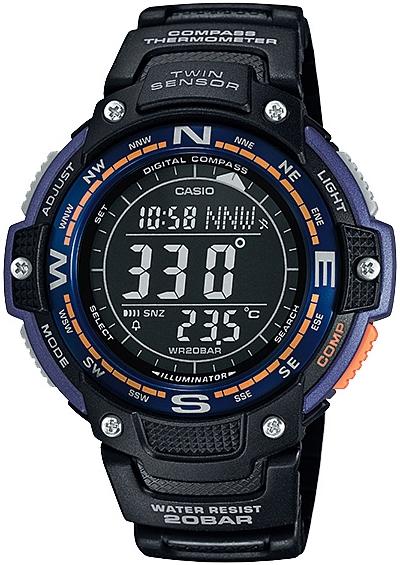 Купить Японские часы Casio OutGearSGW-100-2B, Casio OutGear SGW-100-2B
