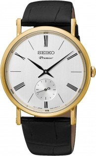 Seiko Premier Small Second Hand SRK036P1