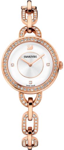 Swarovski Aila White Rose Gold Tone Bracelet 1094379