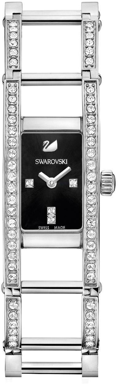 Купить Швейцарские часы Swarovski Indira Black 1186075