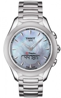 Tissot T-Touch Lady Solar T075.220.11.101.00
