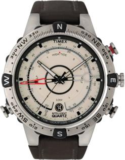 Timex Intelligent Quartz Tide Temp Compass T2N721VN
