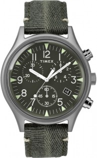 Timex MK1 Steel Chronograph TW2R68600VN