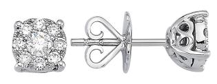 Серьги Mostar Jewellery U02689C