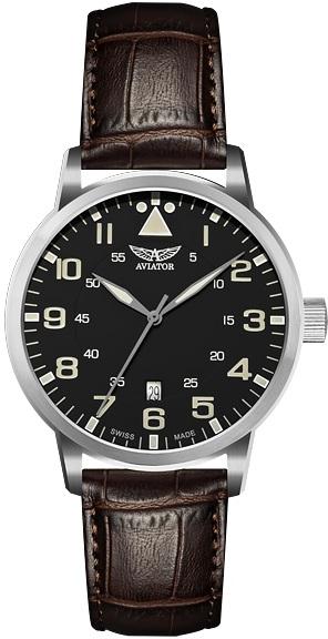 Aviator AIRACOBRA V.1.11.0.037.4Наручные часы<br>Швейцарские часы Aviator AIRACOBRA V.1.11.0.037.4<br><br>Пол: Мужские<br>Страна-производитель: Швейцария<br>Механизм: Кварцевый<br>Материал корпуса: Сталь<br>Материал ремня/браслета: Кожа<br>Водозащита, диапазон: 100 - 150 м<br>Стекло: Сапфировое<br>Толщина корпуса: 12 мм<br>Стиль: Классика