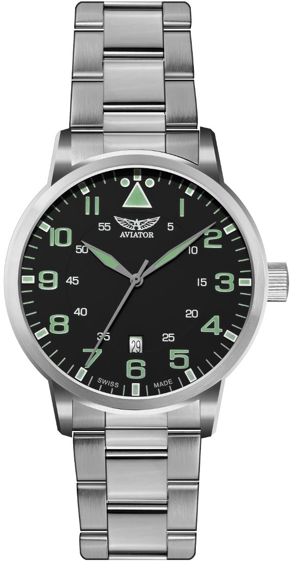 Aviator Aircobra V.1.11.0.038.5Наручные часы<br>Швейцарские часы Aviator Aircobra V.1.11.0.038.5Часы входят в модельный ряд коллекции Aircobra. Это Мужские часы. Материал корпуса часов — Сталь. Браслет — Сталь. В этой модели стоит Сапфировое стекло. Часы этой модели обладают водозащитой 100 м.<br><br>Пол: Мужские<br>Страна-производитель: Швейцария<br>Механизм: Кварцевый<br>Материал корпуса: Сталь<br>Материал ремня/браслета: Сталь<br>Водозащита, диапазон: 100 - 150 м<br>Стекло: Сапфировое<br>Толщина корпуса: None<br>Стиль: None